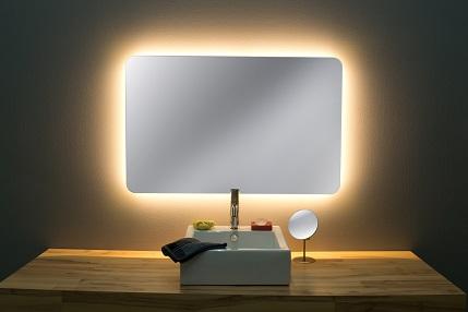 badspiegel mit licht anten badspiegel mit beleuchtung led. Black Bedroom Furniture Sets. Home Design Ideas
