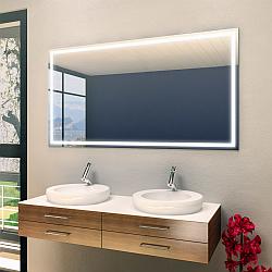 Badspiegel Mit Led Beleuchtung Individuell Nach Mass