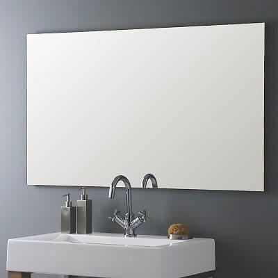 wandspiegel nach ma mit beleuchtung f r bad und wc. Black Bedroom Furniture Sets. Home Design Ideas