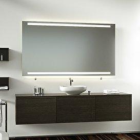Badspiegel Mit Beleuchtung Schreiber Design