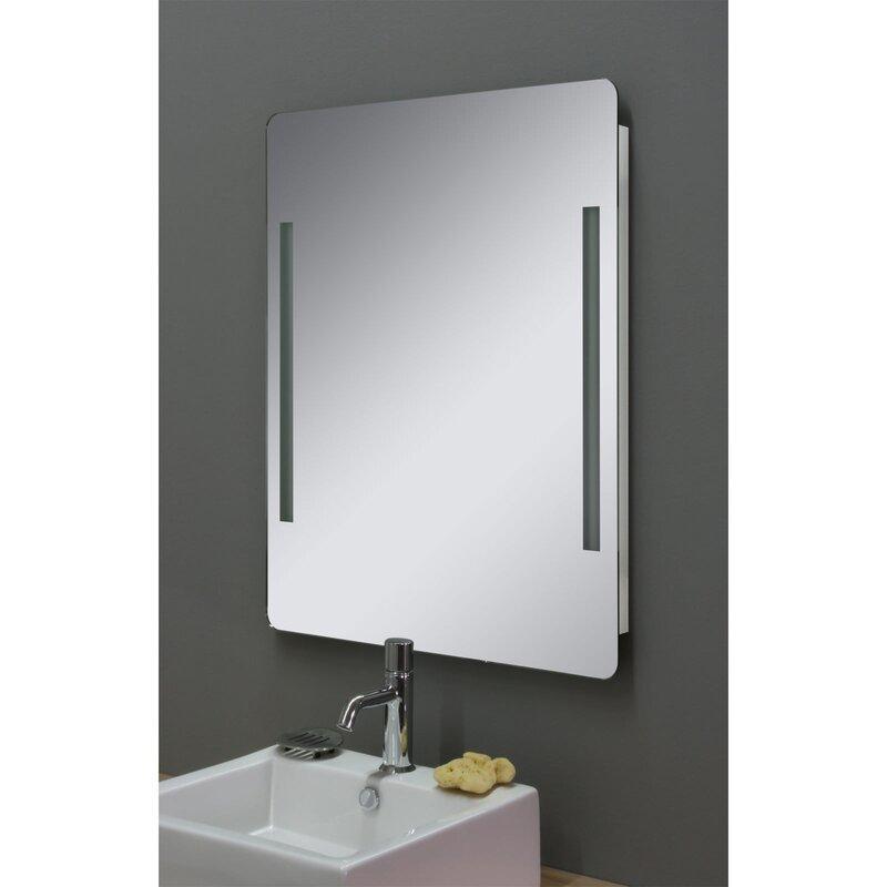 Badezimmerspiegel MEDEA Side; Badezimmerspiegel MEDEA Side ...