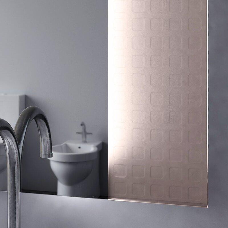 Spiegel accent quadros moderne leuchtstoff beleuchtung for Spiegel 70x80
