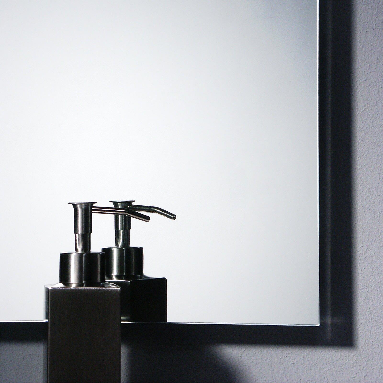 badspiegel basic spiegel nach ma und in 26 standardgr en top qualit t. Black Bedroom Furniture Sets. Home Design Ideas