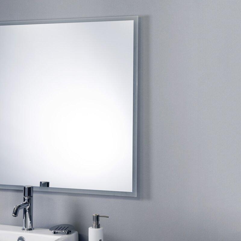 Badezimmerspiegel BASIC Frame ...