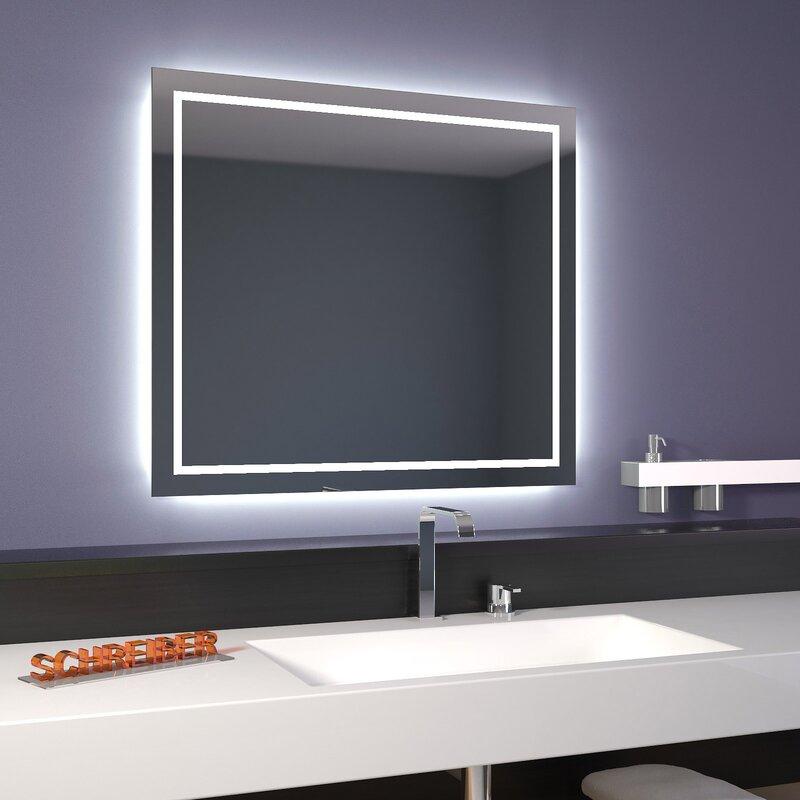 Badspiegel Linea LED 4S | moderne LED Lampen