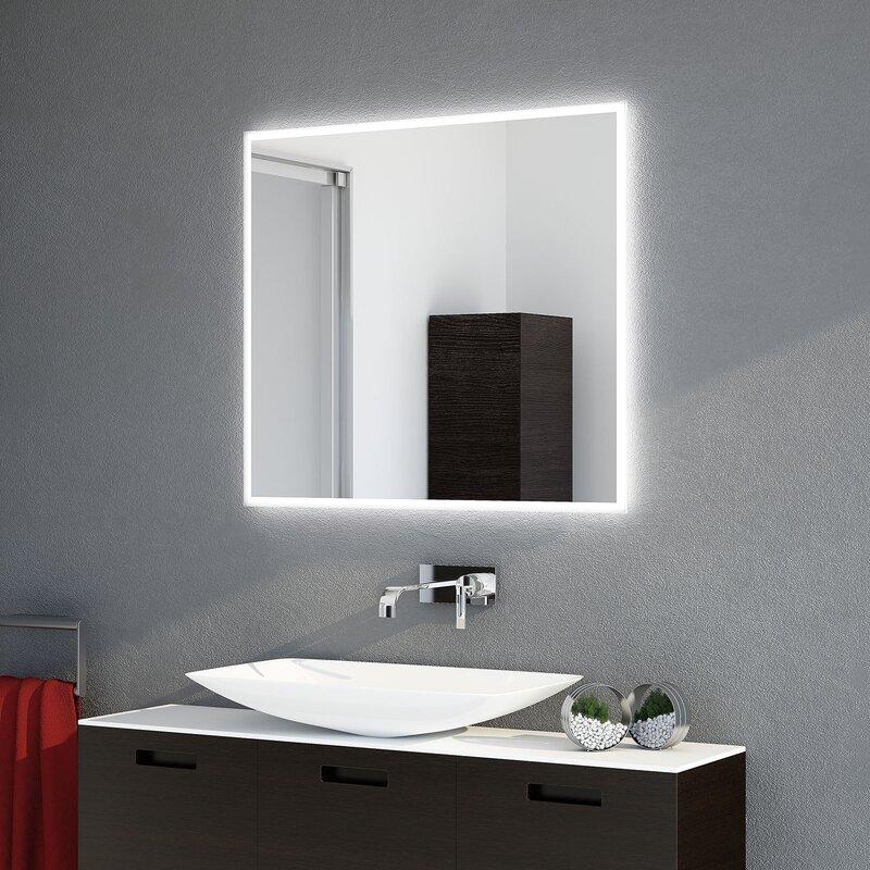 Badspiegel mit beleuchtung kaufen ratgeber - Badspiegel mit licht ...
