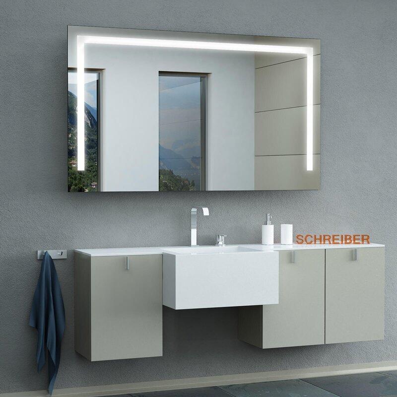 Comfort Ledplus Ts Badspiegel Led Spiegel Spezial Beleuchtung