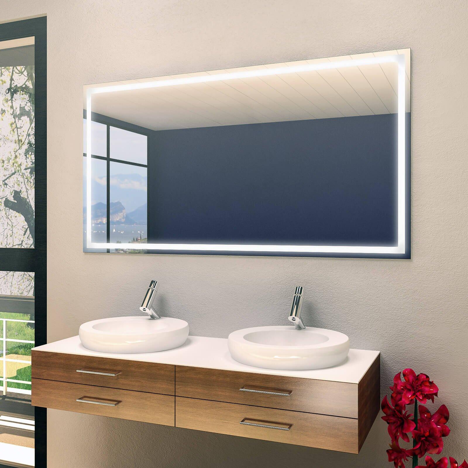 Badspiegel Vita 4s1 Beleuchtet Sofort Lieferbar