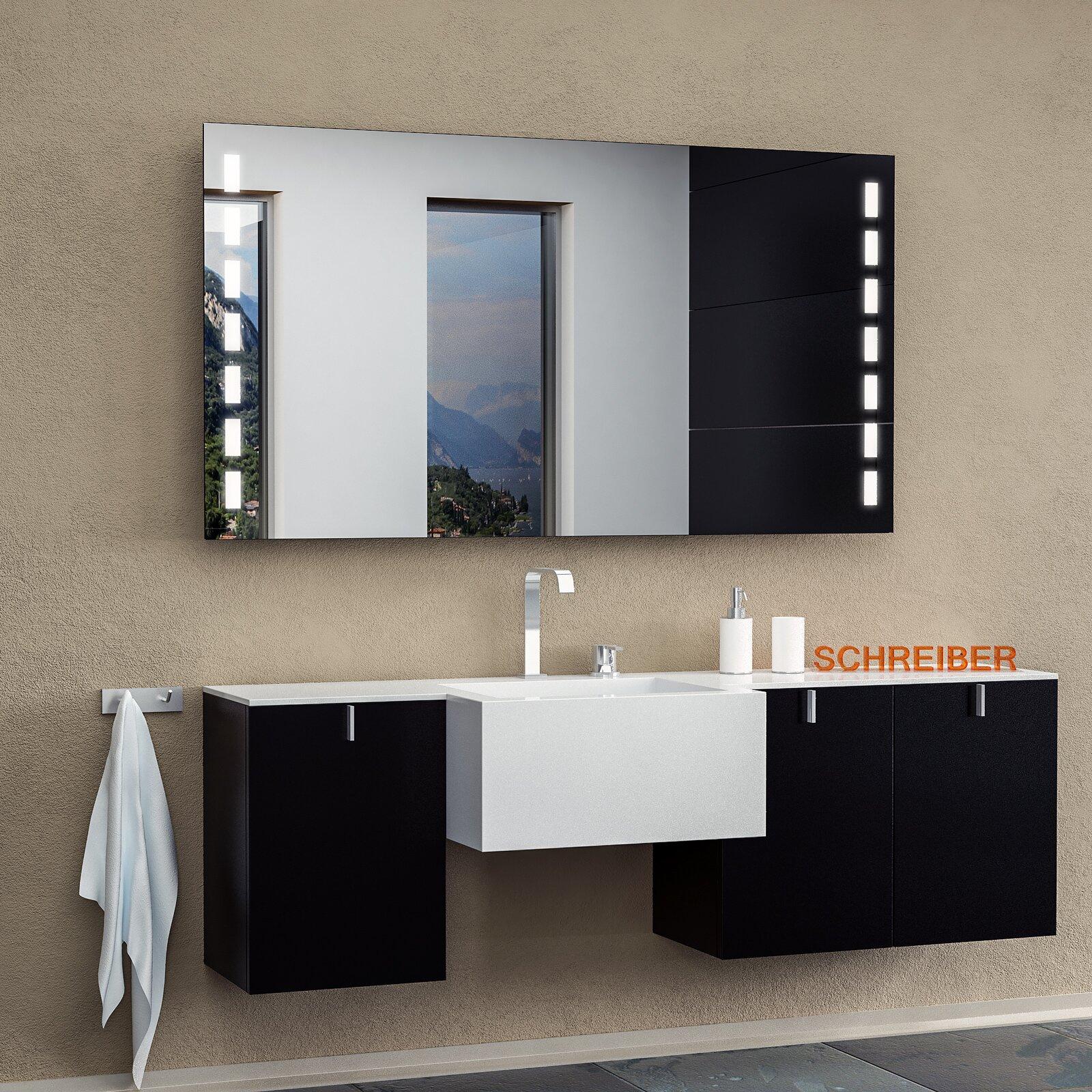 Badspiegel Siena Side LEDplus