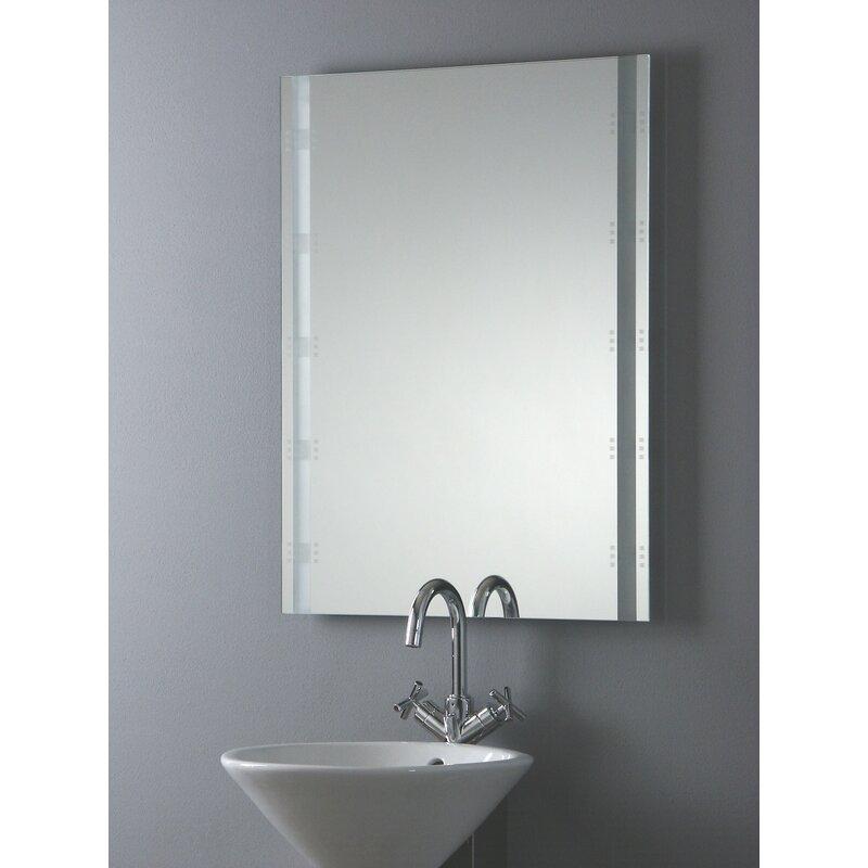 Spiegel Mit Licht Seitlich