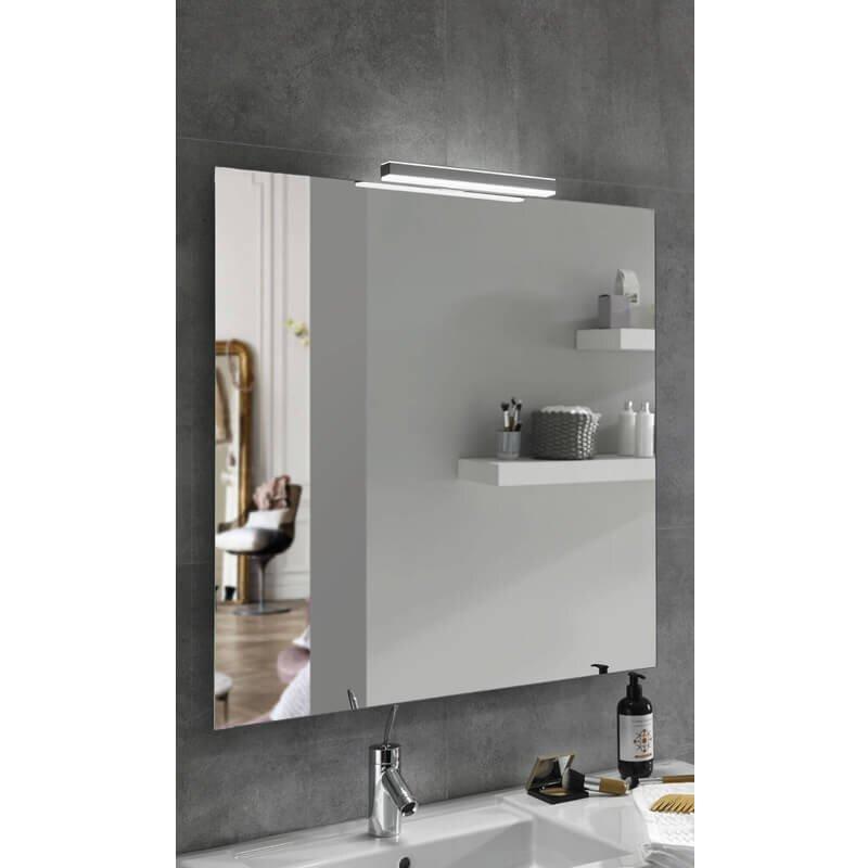 spiegel led spiegelleuchte esta 28 6 watt 5700k 89 00. Black Bedroom Furniture Sets. Home Design Ideas