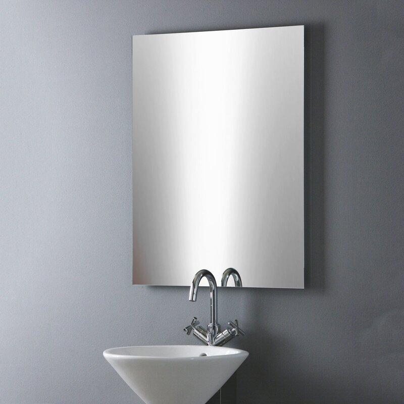 1a Badspiegel Basic 120x60 Cm Schreiber Design