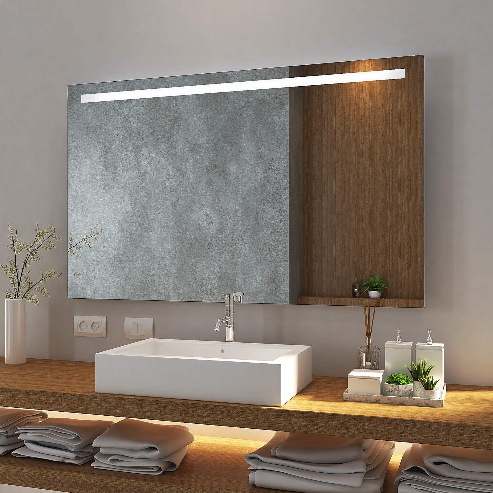 Badezimmerspiegel Mit Beleuchtung.Badspiegel Munchen Top Beleuchtet Sofort Lieferbar