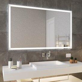 Badspiegel mit LED Beleuchtung individuell nach Maß