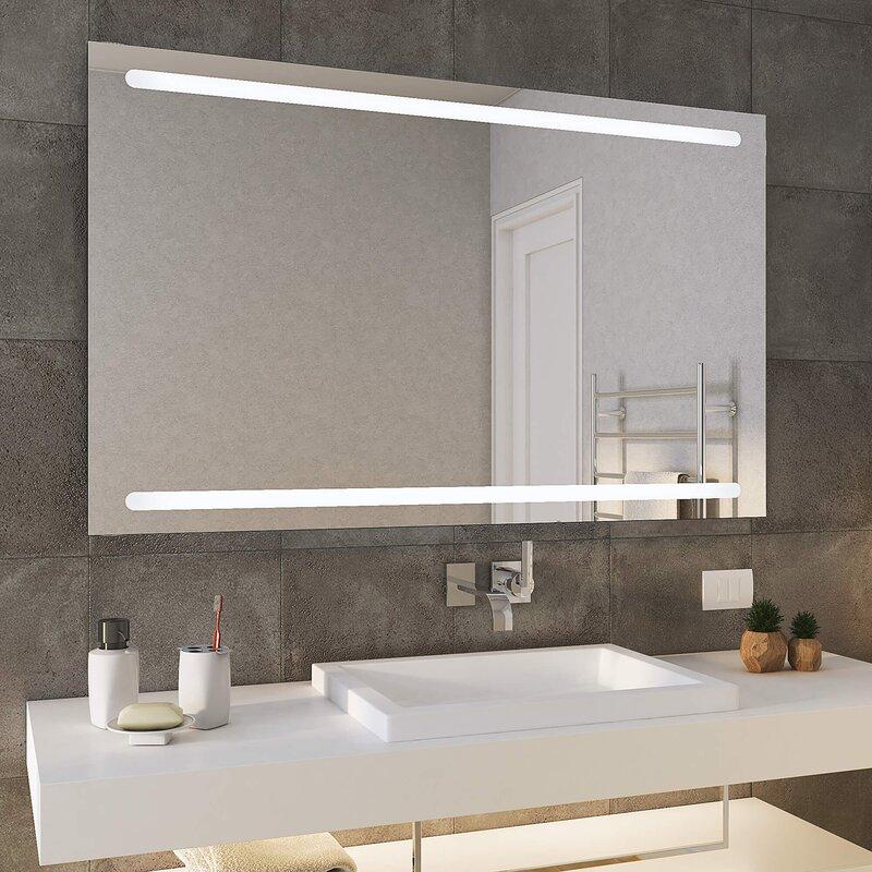 Bevorzugt Badspiegel mit LED Licht Bonn TD | schnell lieferbar GG71